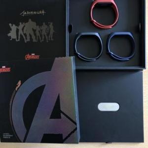 Фитнес-браслет Xiaomi Mi Band 4 Avengers Edition