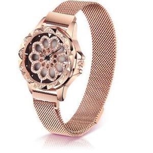 Женские часы Chanel с вращающимся циферблатом