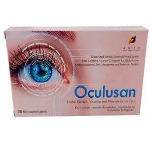 Oculusan средство для улучшения зрения (Узбекистан)