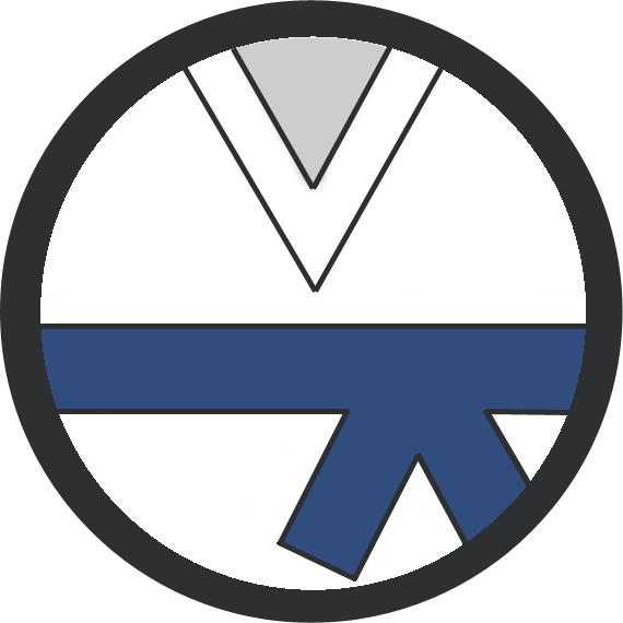 Leominster Martial Arts Blue Belt icon