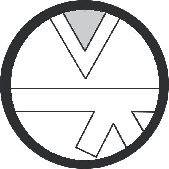Leominster Martial Arts White Belt icon