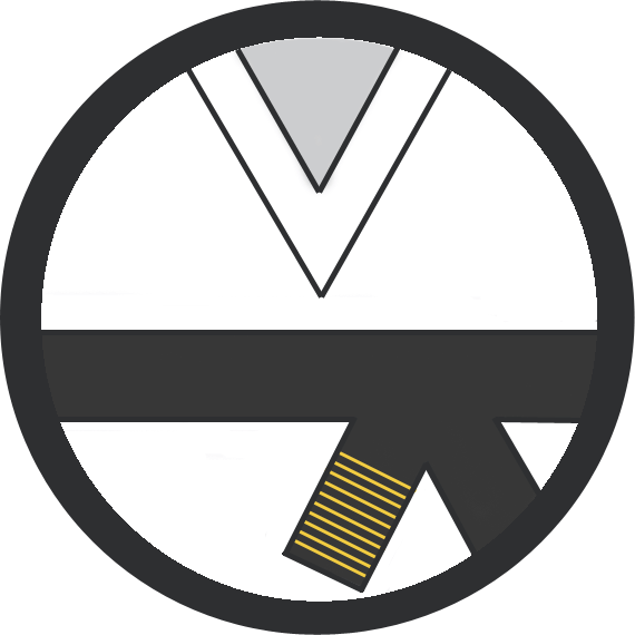 Leominster Martial Arts_Rank Black Belt 10 Yellow Stripes