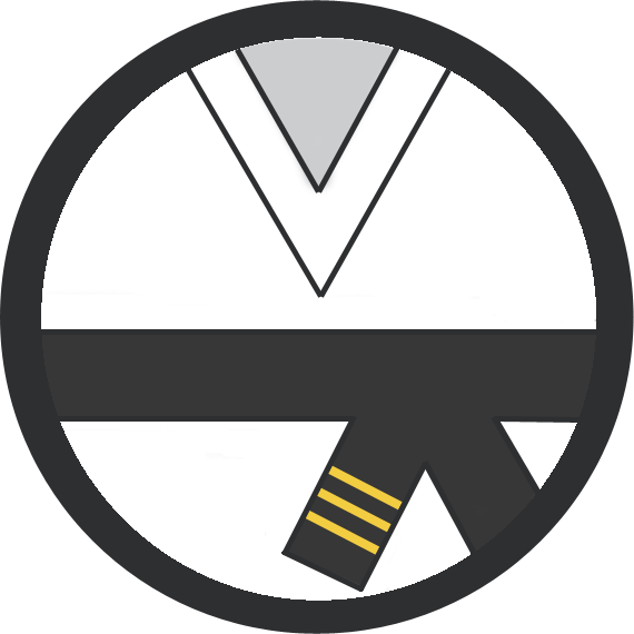 Leominster Martial Arts_Rank_Black Belt 3 Yellow Stripes