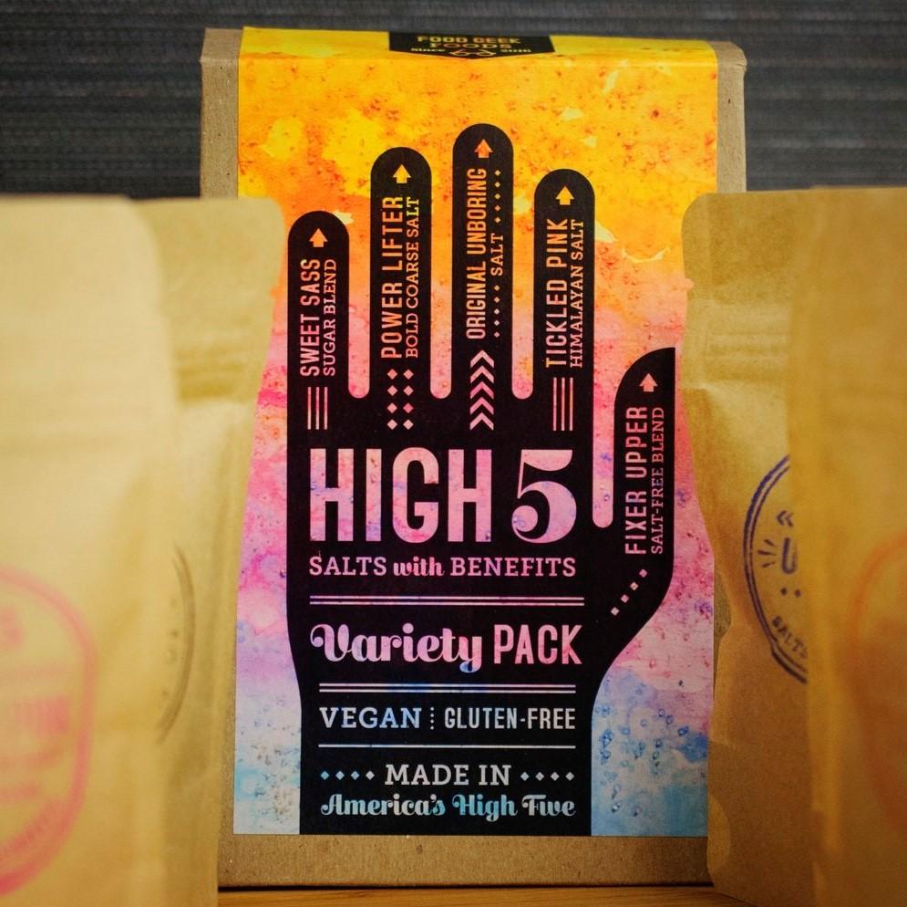 High 5 Salts