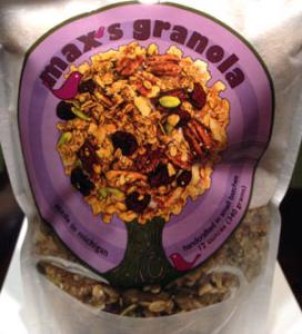Max's Granola