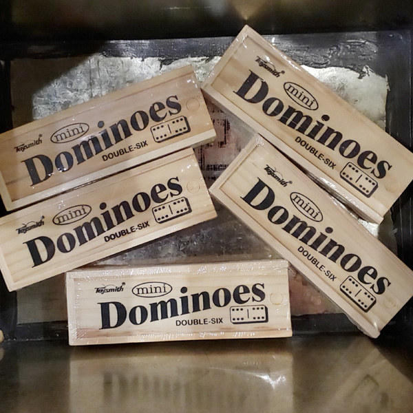 Dominos-game