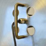 Nordic Style Tripod Spotlight Lamp - Back