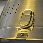 Nordic Style Tripod Spotlight Lamp - Side