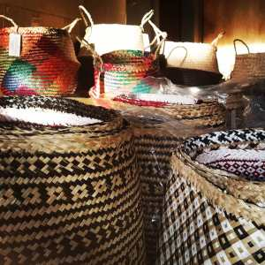 Leonard & Hazel™ Seagrass Baskets