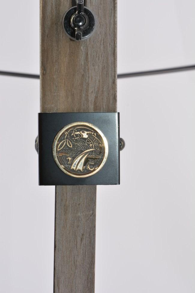 Dragon Coin flare - tripod desk lamp tripod floor lamp