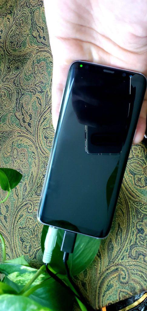 Galaxy S8 edge 64GB Verizon Unlocked Gray Orchid