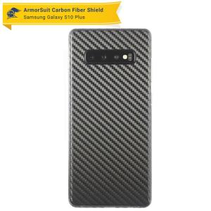 Black Carbon Shield Phone Case