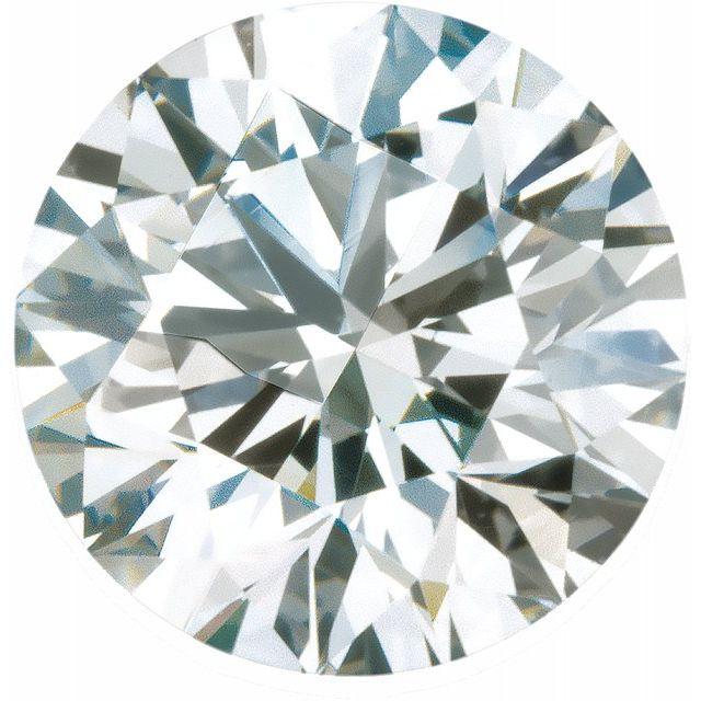2.1 mm VS F+ Round Lab-Grown Diamond