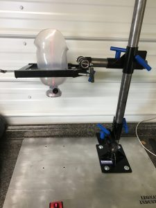 Articulating prosthetic socket vise and bench alignment fixture