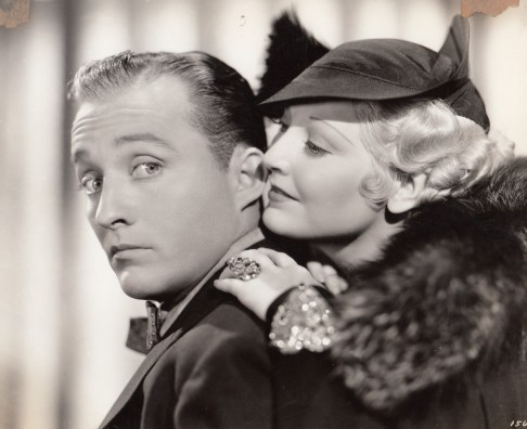 Thelma and Bing Crosby crop