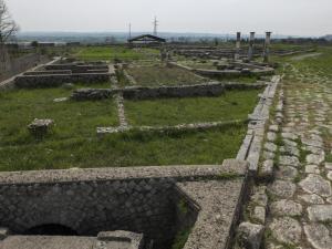 Tappa 7. Sito archeologico Locus Feroniae.