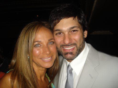 Carmen Dominicci y Leonardo Rocco