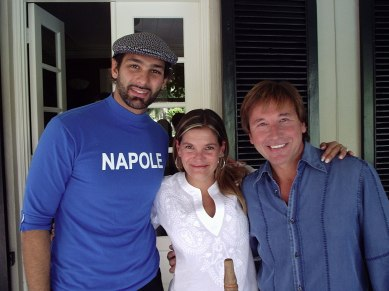 Ricardo Montaner, Marlene y Leonardo Rocco