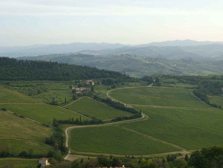 The St Francis Way Pontassieve Nipozzano