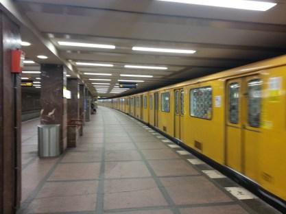 Stacja U-Bahn