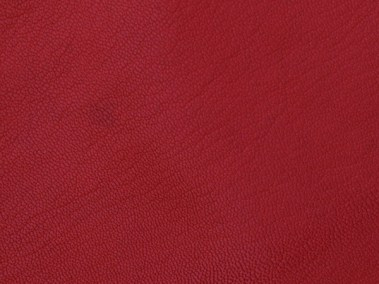 Red Soft-Tanned Goatskin