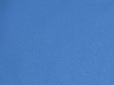 Royal Blue Pebble Grain Cowhide