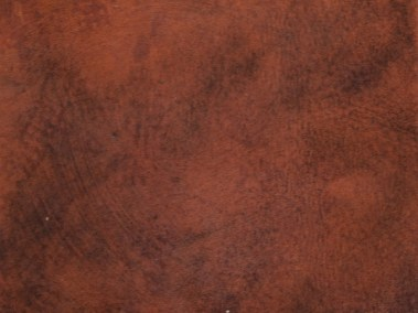 Saddle Tan Hand-Dyed English Calfskin