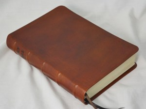 The American West style -- great for a large study Bible.
