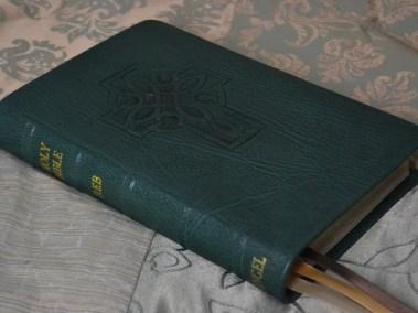 Forest Sokoto Goatskin Bible