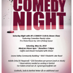 leona valley sertoma comedy night 2019