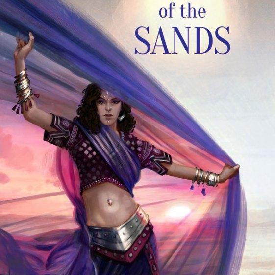 Cover art for Servants of the Sands