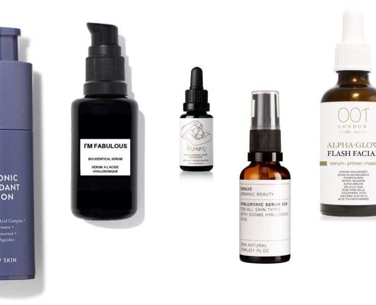 5 hyaluronic acid serum
