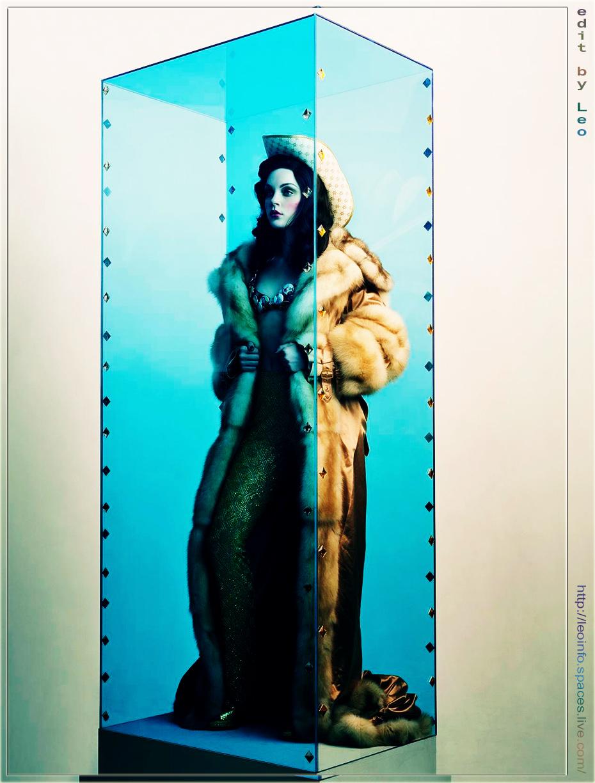 Fashion Gothic Dark Art photography Model Rock Music