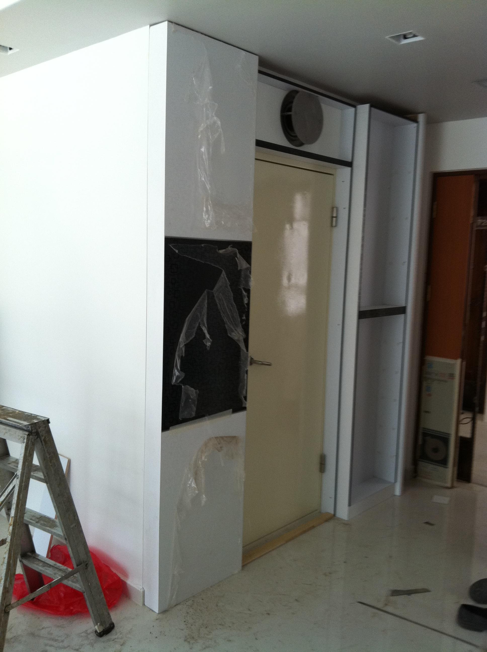 carpenter kitchen cabinet cabinets design renovation day 112 – 116 my fishing & reno blog