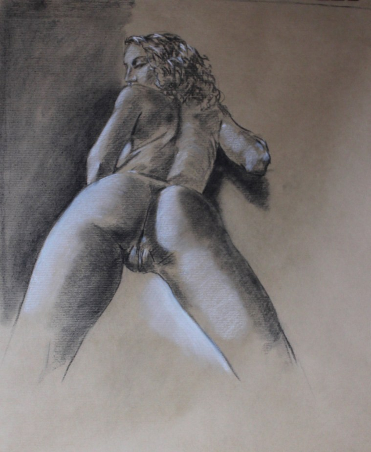 nude nude girl erotic art artistic nude drawing