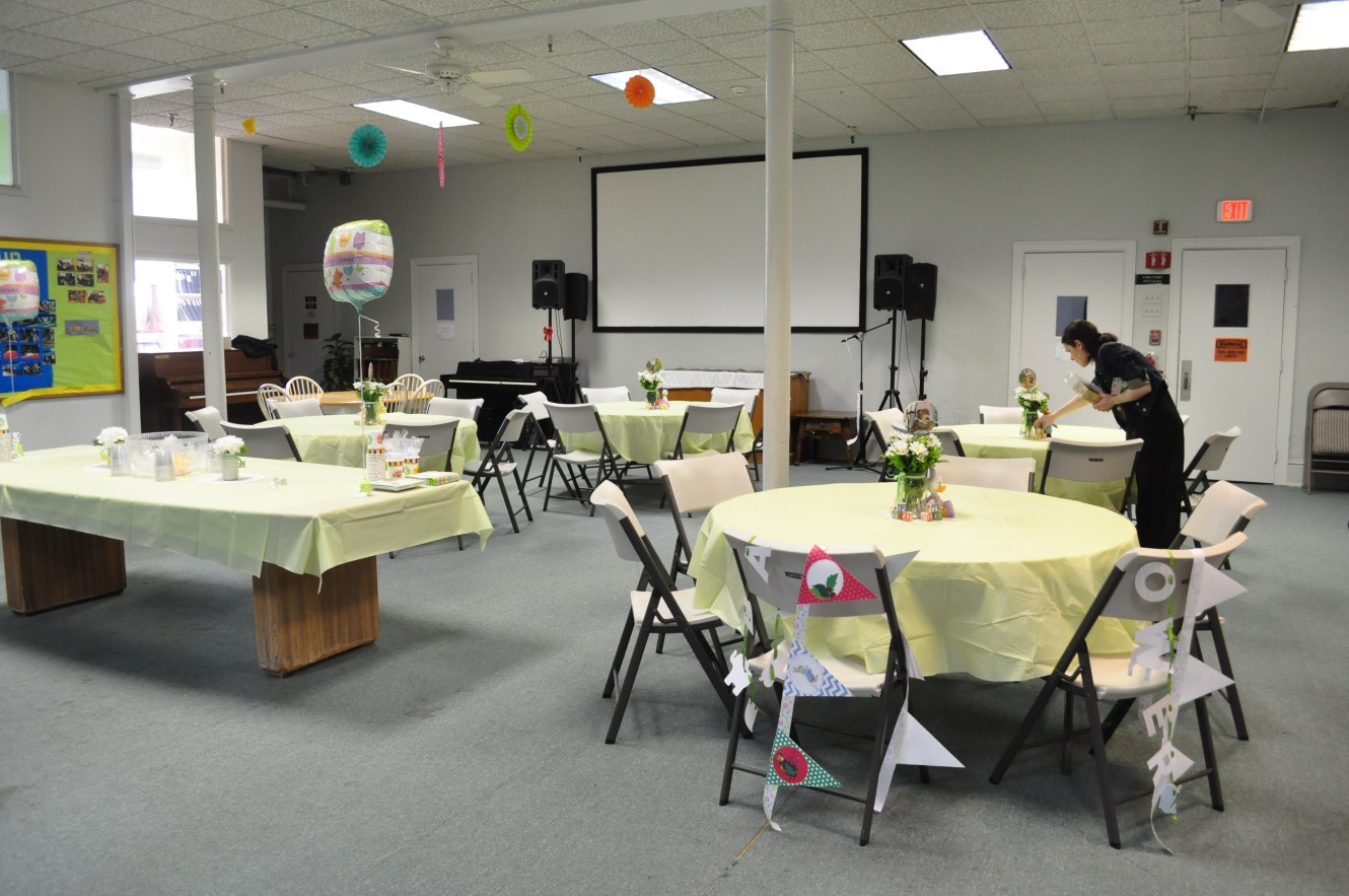 20150418 Phs LUMC Baby Shower of Claire (1)