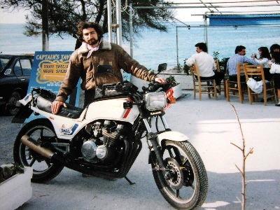 Kawasaki in Crete
