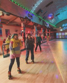 Roller babes / Indie Roller Meet Up Margate