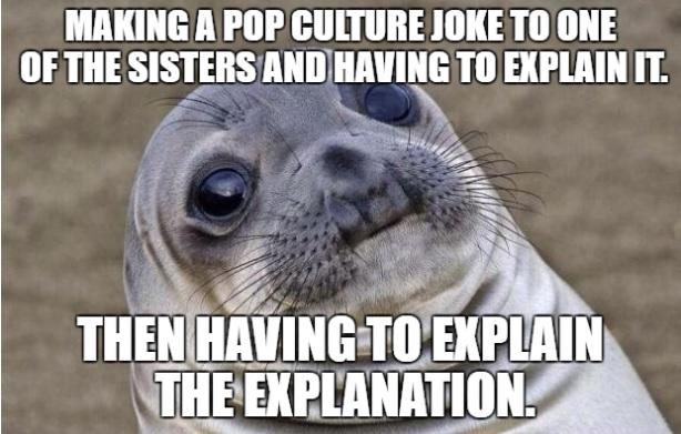 Pop culture and nuns