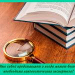 Что собой представляет и когда может быть необходима лингвистическая экспертиза?
