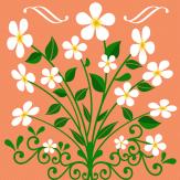 Blumen – Ornament 3