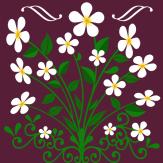 Blumen – Ornament 4