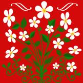 Blumen – Ornament 6