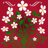 Blumen – Ornament 8