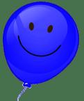 Bunte Luftballons 14