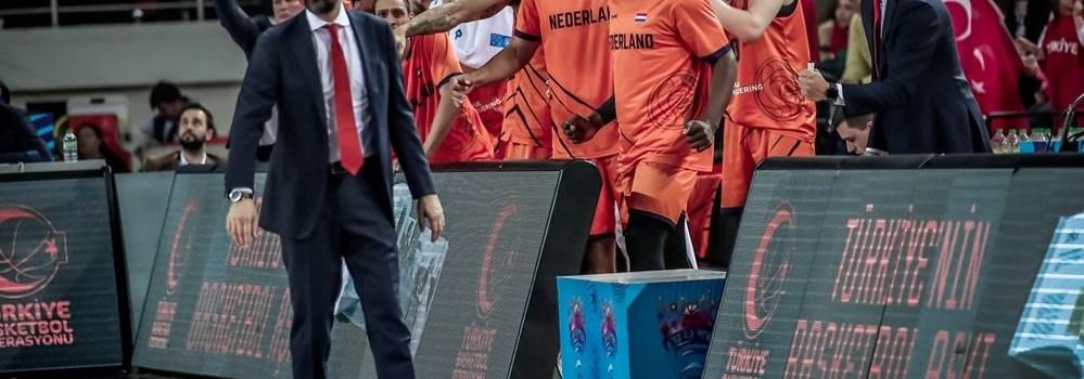 Maurizio Buscaglia, bondscoach Oranje