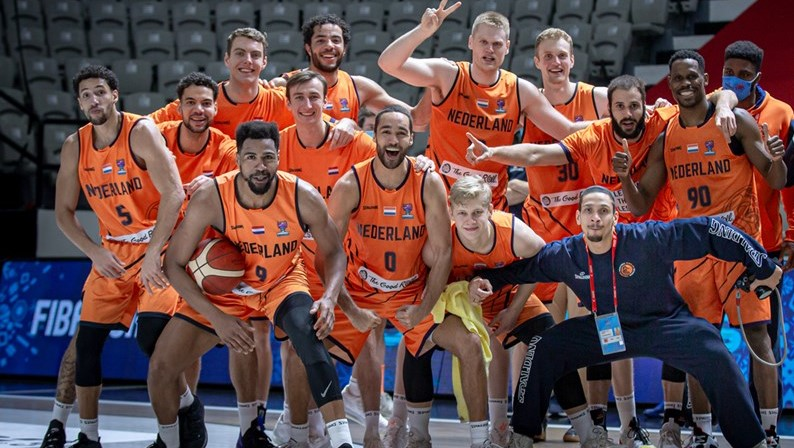 Oranje gekwalificeerd voor EK 2022