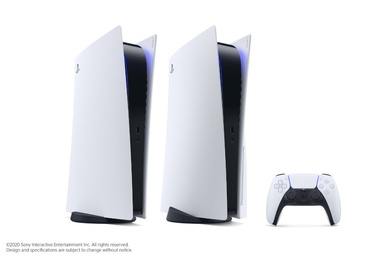 Playstation 5 and Playstation 5 Digital