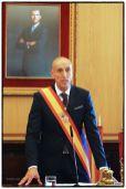 Jose Diez, Alcalde.