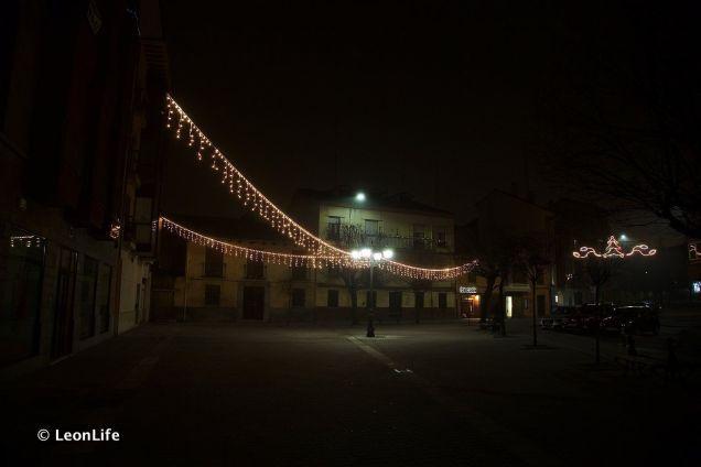 Luces de León